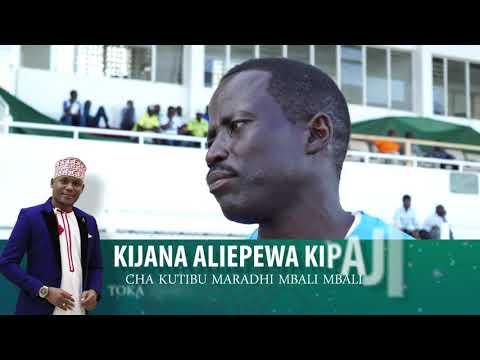 KIPANGA FC YAISAMBARATISHA MIEMBENI CITY VISIWANI ZANZIBAR