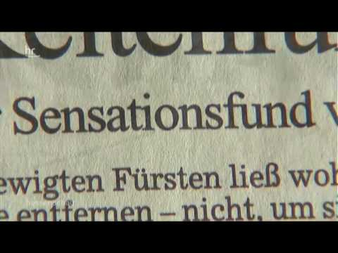22897 Archéologie HR Der Keltenfürst׃ Die Sensation in der Wetterau vor 20 Jahren!