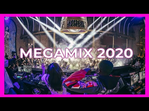 Party MEGAMIX 2020   Best Remixes Of Popular Songs 2020   CLUB MUSIC MIX