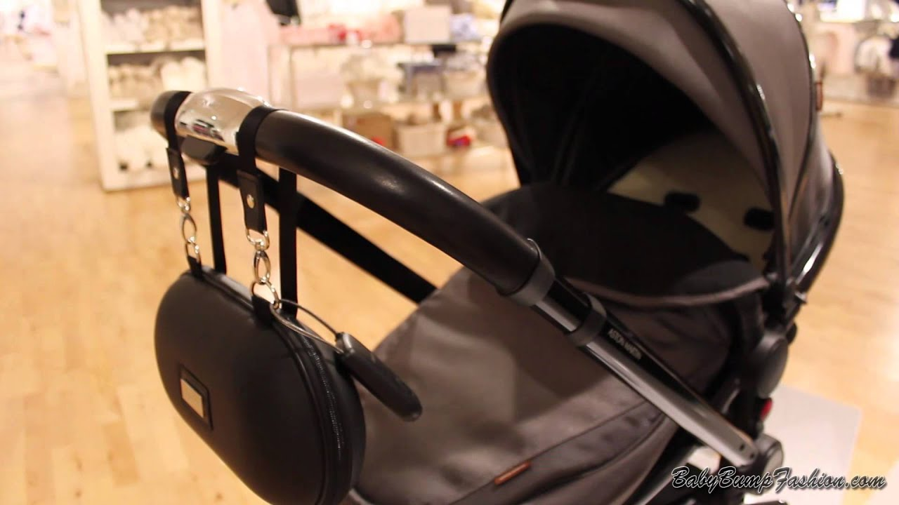 Aston Martin Baby Stroller At Harrods YouTube - Aston martin stroller