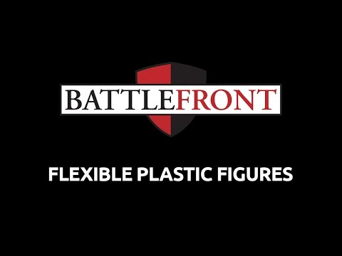 A Guide To The New Flexible Plastic Figure Range