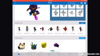 PCL account on Roblox