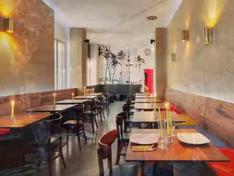 Small indian restaurant interior design Low cost restaurant interior ...