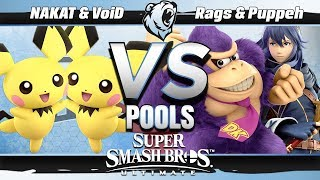 NAKAT & VoiD vs. Rags & Puppeh - Doubles Pools - FB 2019