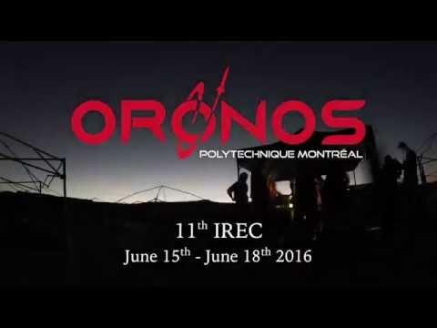 Oronos  Vidéo de compétition 2016