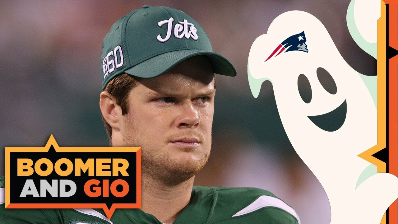 Sam Darnold Said He Was Seeing Ghosts During Patriots Throttling Boomer Gio
