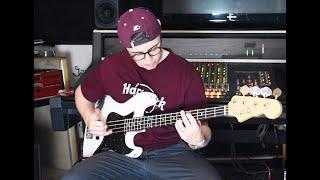 Philipp Houben & NOwaxx Pickups: JB-Classic Bass Set