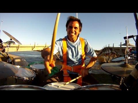 Tambo California (Dulce de Leche) - Bungee - Fede Rabaquino - Drums