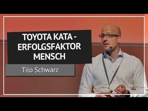 Toyota Kata - Erfolgsfaktor Mensch | Vortrag Von Tilo Schwarz Auf Der Production Systems 2018