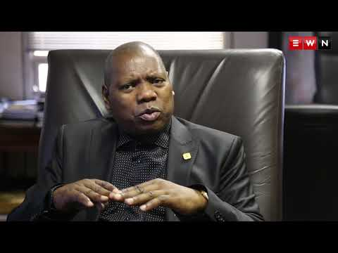 FULL INTERVIEW: Stephen Grootes sits down with ANC Treasurer-general Zweli Mkhize