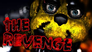 The Revenge Of Golden Freddy.. || Five Nights At Freddy