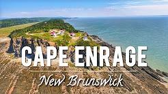ADVENTURE at CAPE ENRAGE - NEW BRUNSWICK | CANADA 150th CELEBRATIONS