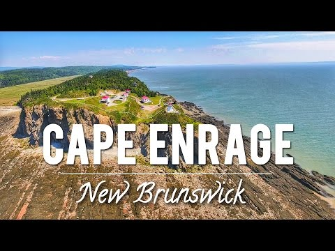 ADVENTURE at CAPE ENRAGE - NEW BRUNSWICK | CANADA 150th CELEBRATIONS