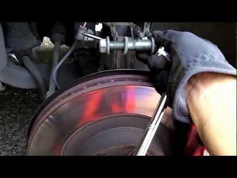Subaru WRX or STI - suspension install