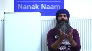 jap ji sahib pauri 14   mannai maarag thaak na paa ay   meaning translation english