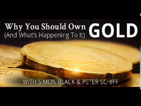 002: Simon Black and Peter Schiff on Gold [PODCAST]