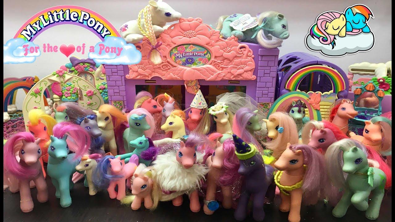 My little pony Mi pequeño pony Review de mi colección