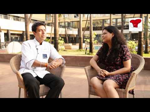 Masterchef Ranveer Brar Cooking Tips - Novotel Mumbai
