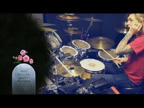 Kyle Brian - Matt Maeson - Cringe (Drum Cover)