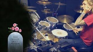 Kyle Abbott - Matt Maeson - Cringe (Drum Cover)