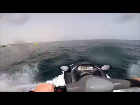Jet Skiing Tunisia