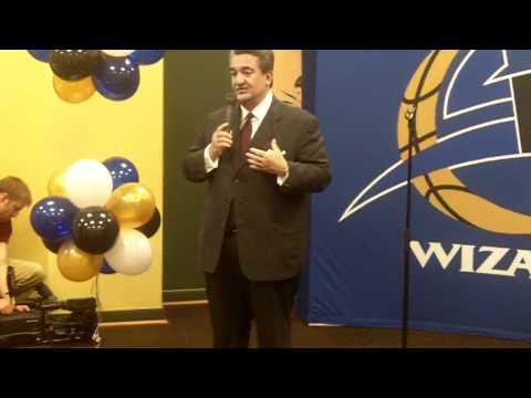 Ted Leonsis Speech Part 1