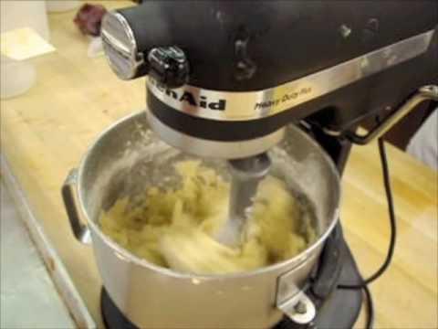 Creaming Method- Spritz Butter Cookies