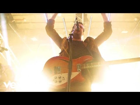 Invisible Forces (Live, Vevo UK @ The Great Escape 2014) (WARNING: Contains Strobe Ligh...