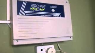 видео система охранной сигнализации
