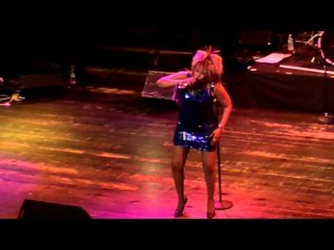 Brenda White aka, Tina Turner