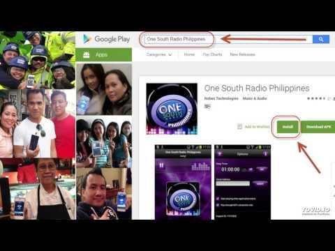 One South Radio Philippines - Online Radio - DOWNLOAD APP by Nobex