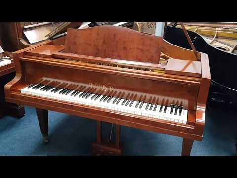 SOLD: Blüthner 5ft Baby Grand 1935 Cf 1975 5ft 6in Bluthner. Which Is Better?