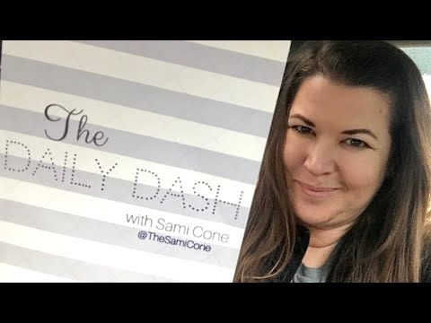 The Daily Dash: February 1, 2018 {Tell Me Your Favorite Charity}