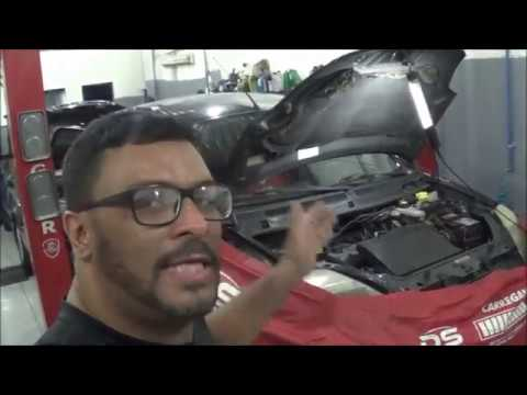 Ford Ka 1 0 Motor Com Barulho Na Primeira Partida Youtube