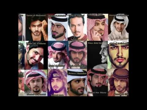 real Arab tribes (semitic arab)