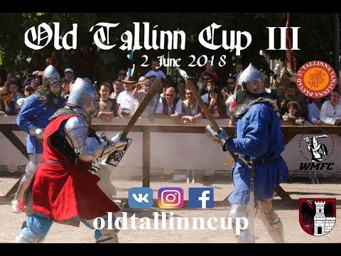 Old Tallinn CUP 2018