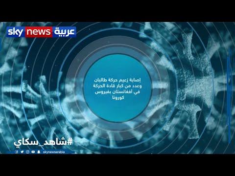 إصابة زعيم حركة طالبان وعدد من كبار قادة الحركة في أفغانستان بفيروس كورونا