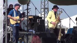 The Cryers w/ Lawrence Juber & Phil Kenzie-Rockestra Theme-5/24/15 Abbey Road on the River