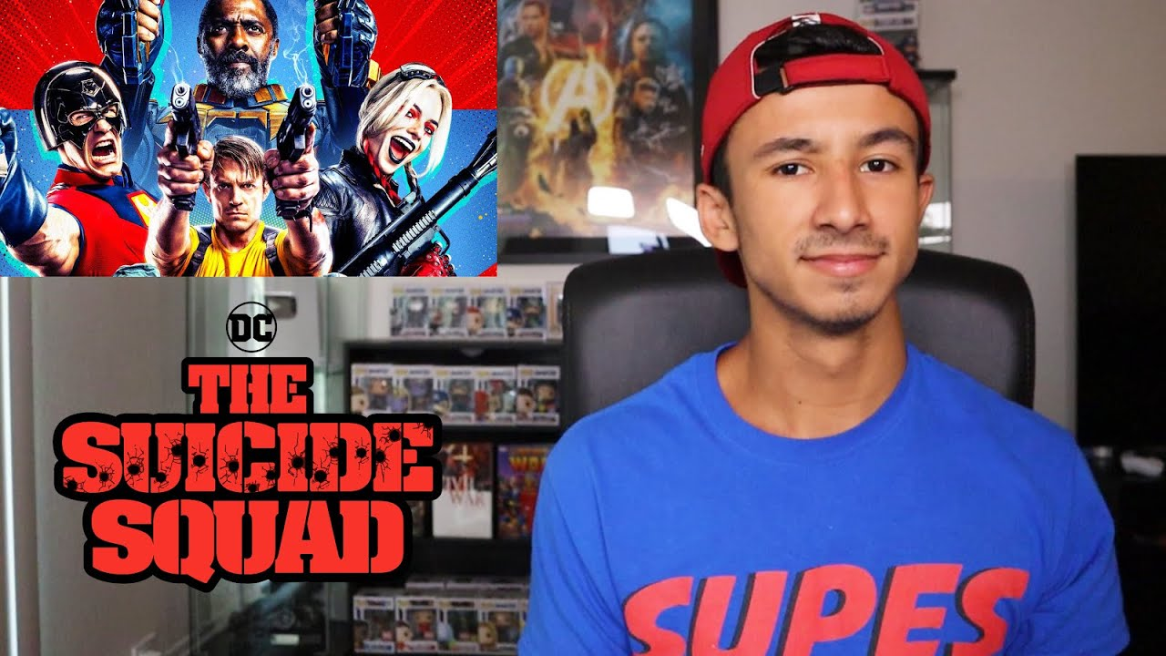 THE SUICIDE SQUAD REVIEW! (2021)