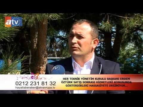 HAYATLA BERABER HER TEKNİK ERDEM ÖZTÜRK
