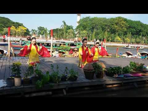 Tari Radap Rahayu - Sanggar Seni Nuansa Kalsel