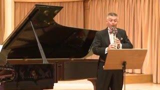 Robert Schumann - 5 Stücke im Volkston op. 102, Stark und markiert