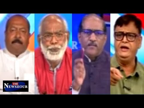 RSS Hounded With Death Threats In Kerala, Who Is Allowing This?   The Newshour Debate (4th August)