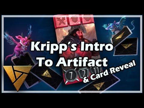Kripp's Intro To Artifact
