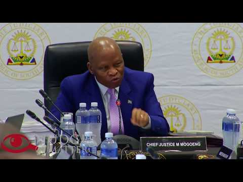 JSC interview of Judge P A Meyer for the Supreme Court of Appeal (Judges Matter)