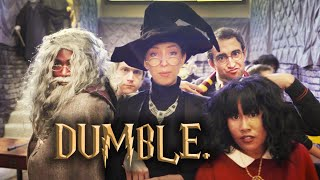 DUMBLE. (Harry Potter/Kendrick Lamar parody)