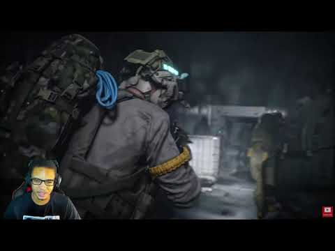 Battlefield 2042 Official Reveal Trailer (ft. 2WEI) REACTION    THAT JET SCENE IS CRAZY!