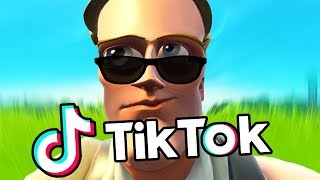 FORTNITE TIK TOK MEME COMPILATION #2 [NEW!] [FUNNY]