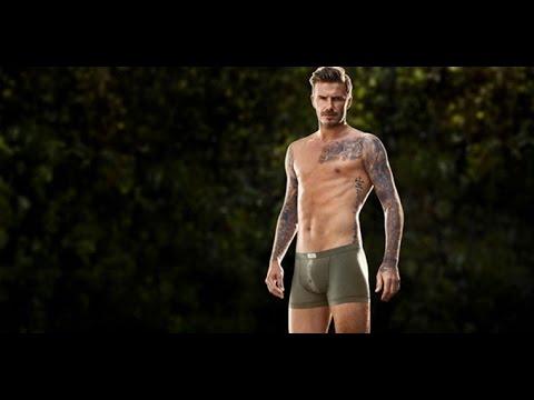 Quảng cáo quần lót nam H&M của  David Beckham