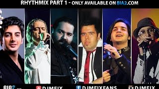 DJ M.FIX - Rhythmix Part1 (Persian Dance Music) آهنگ های شاد ایرانی